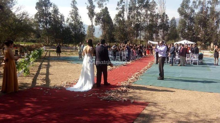 Matrimonio Las Nieves