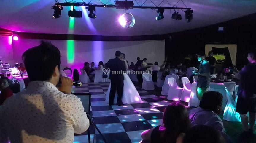 Matrimonio Jejo & Alejandra