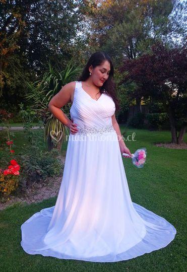 Outlet vestidos de novia tallas grandes