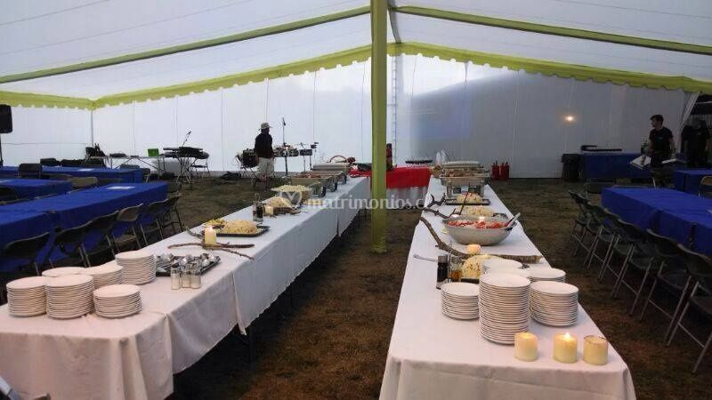 La Doña Catering