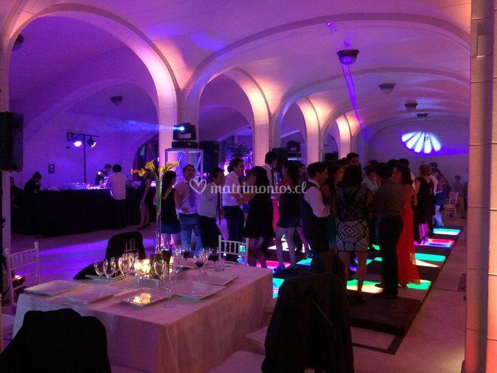 Iluminación Club Hípico