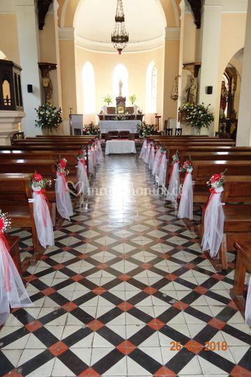 Parroquia santísimo sacramento