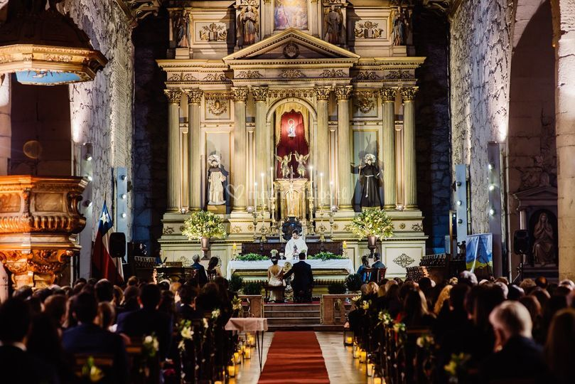 Arreglos iglesia san francisco