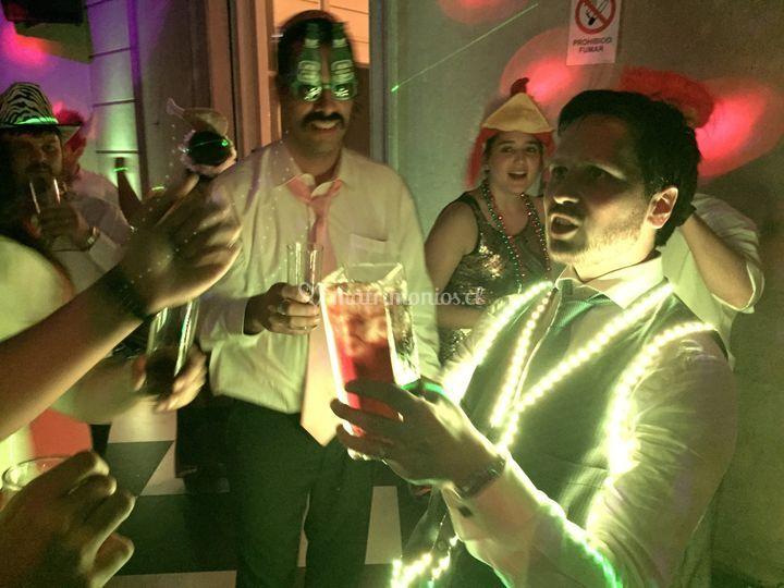 Chaleco LED