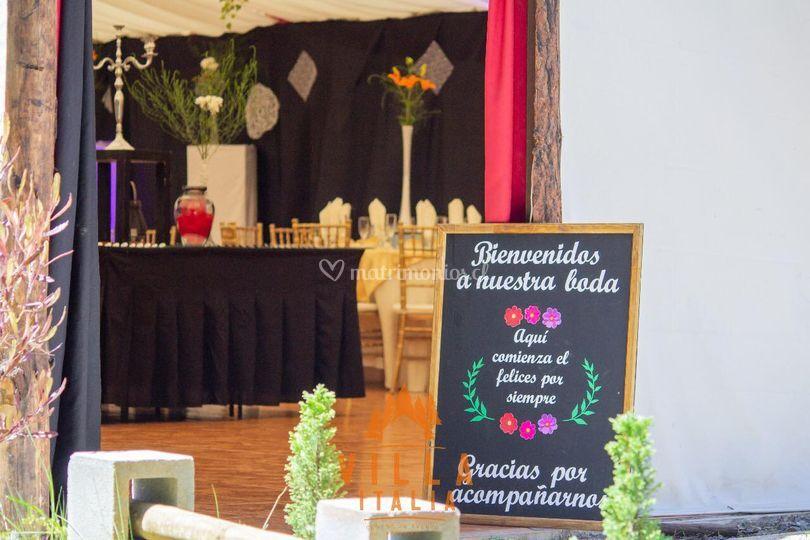 Lugar para su boda