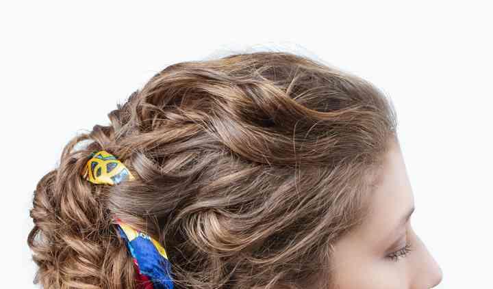 Peinado social