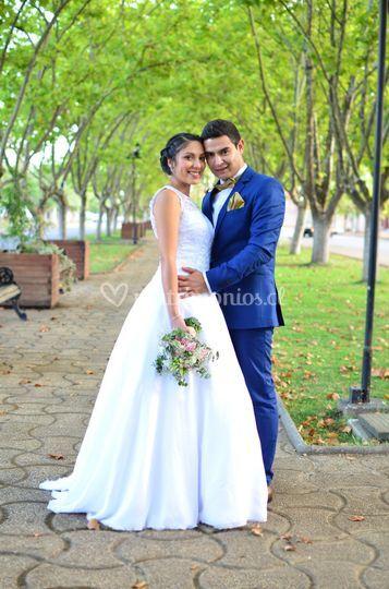 Cristian y Camila