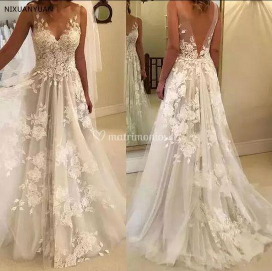 Vestido muy elegante