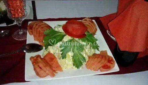 Deliciosas ensaladas