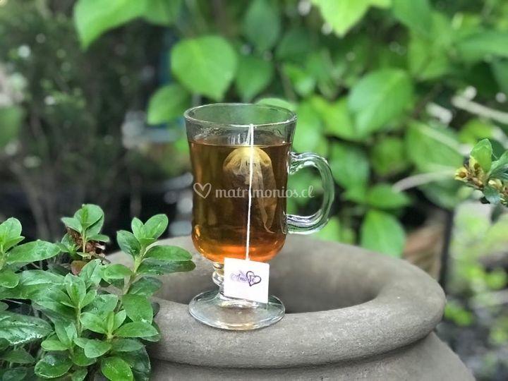 Degustación de té