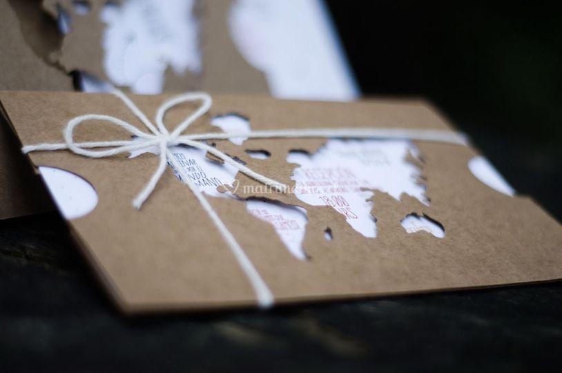Invitación viajeros del amor