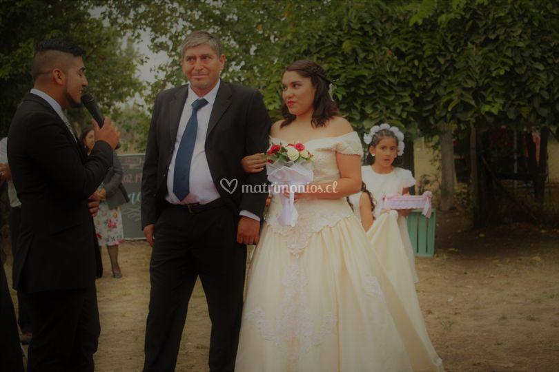 Matrimonio canto