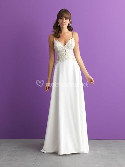 Bellos vestidos Allure Romance