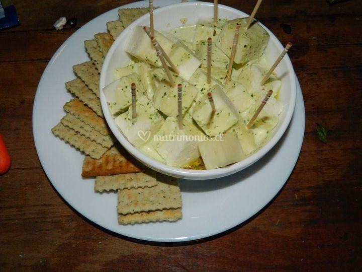 Deliciosos quesos