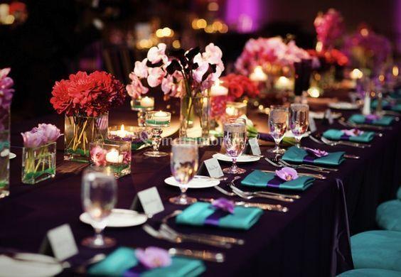 Cenas para bodas