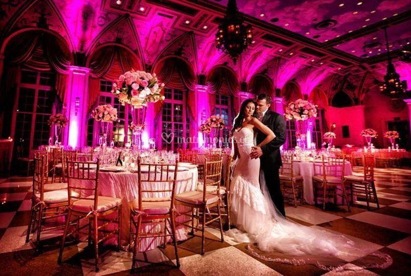 Matrimonio espectacular