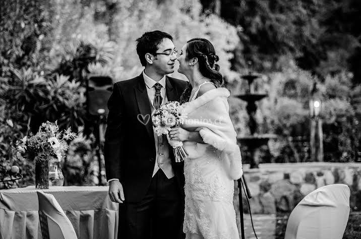 Ceremonia beso
