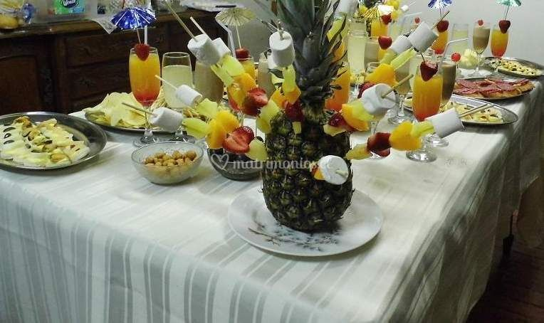 Frutas de la temporada