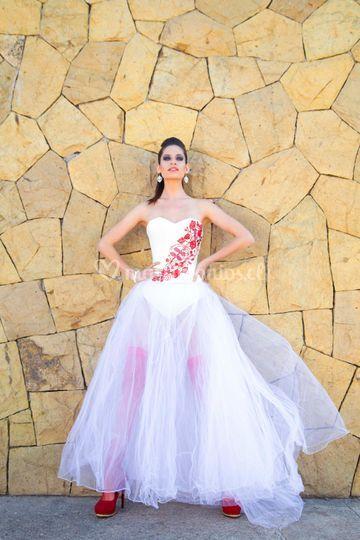 Vestido Salome