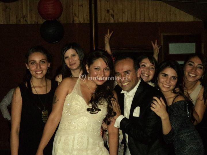 Matrimonio Romina y Rodrigo
