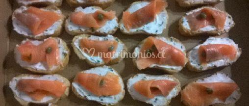 Costinis de salmon