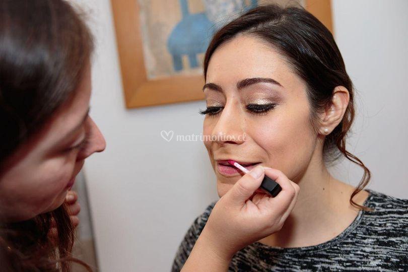 Makeup Natural M.R