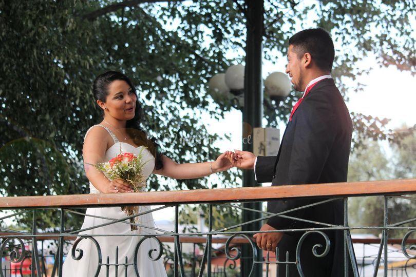 Matrimonio Johans & Camila