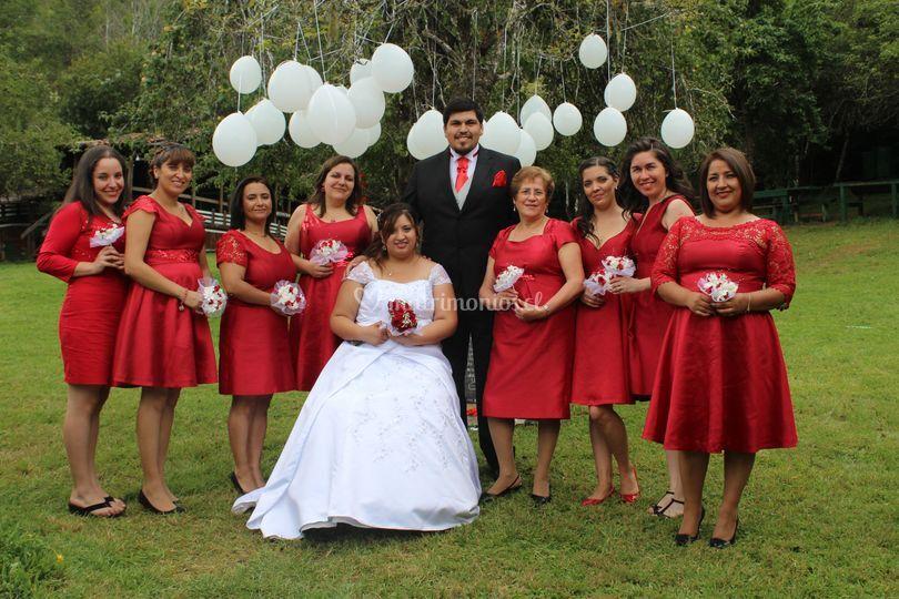 Matrimonio Carlos & Lydda