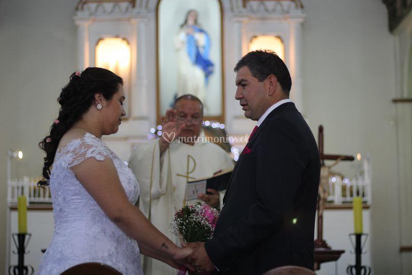 Matrimonio lesly y andres