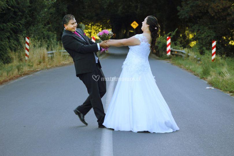 Matrimonio lesly & andres