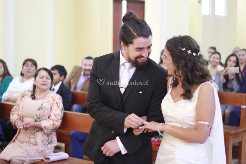 Matrimonio Carolina & Mauricio