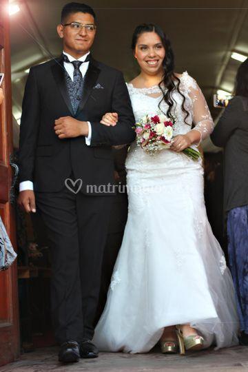 Matrimonio ignacio y anita