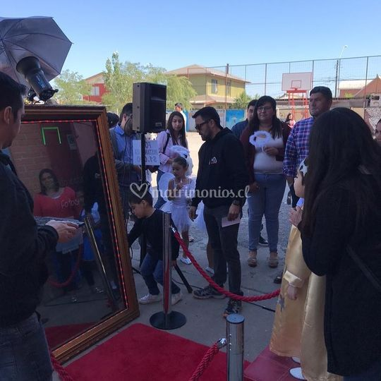 Espejo Mágico VIP Eventos