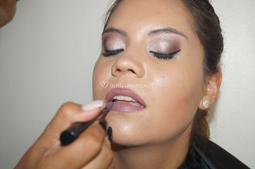 Bárbara Makeup