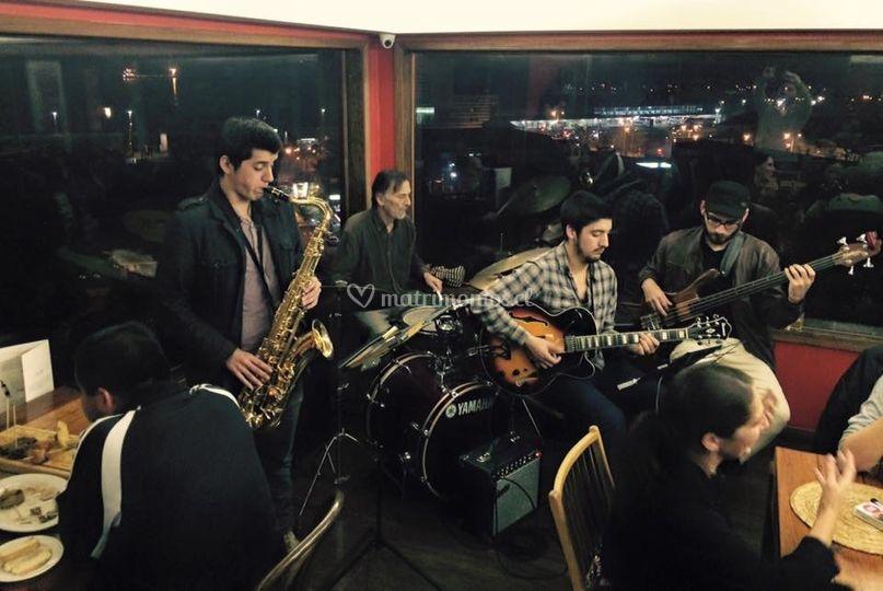 Pacá' pa' Jazz en la Kosina