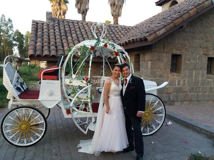Un matrimonio de ensueño
