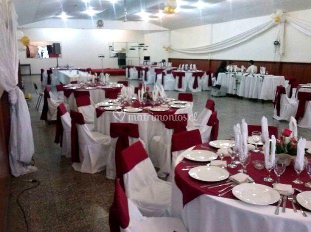 Eventos y Banquetes Lola