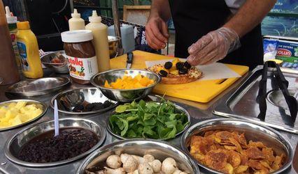 Sudamerican Waffles - Foodtruck