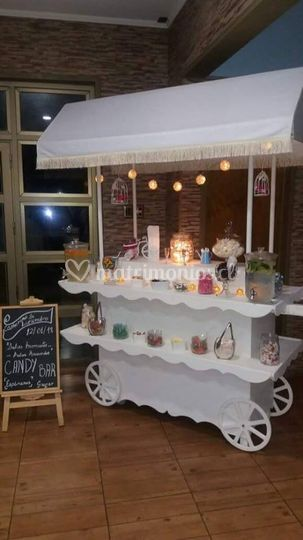 Sugar Candy Bar