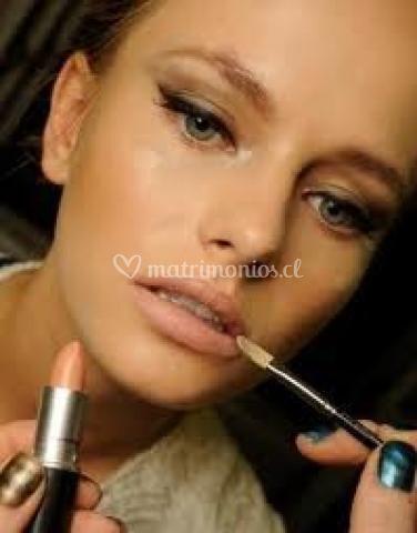 Maquillaje de primer nivel