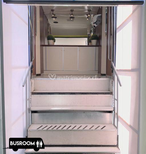 Busroom - Baños de lujo