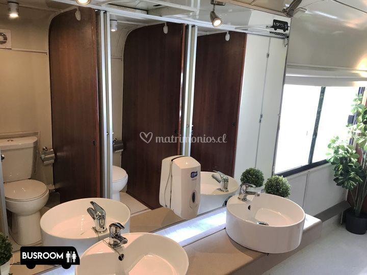 2670ec156413 6 Baños para mujeres de Busroom - Baños de lujo | Foto 3