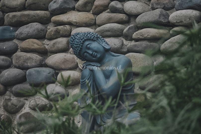 Presencia de Buda (opcional)