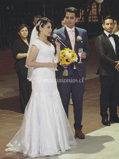 Matrimonio de Dayanna y Jason