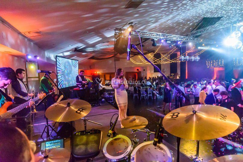 Show orquesta en vivo