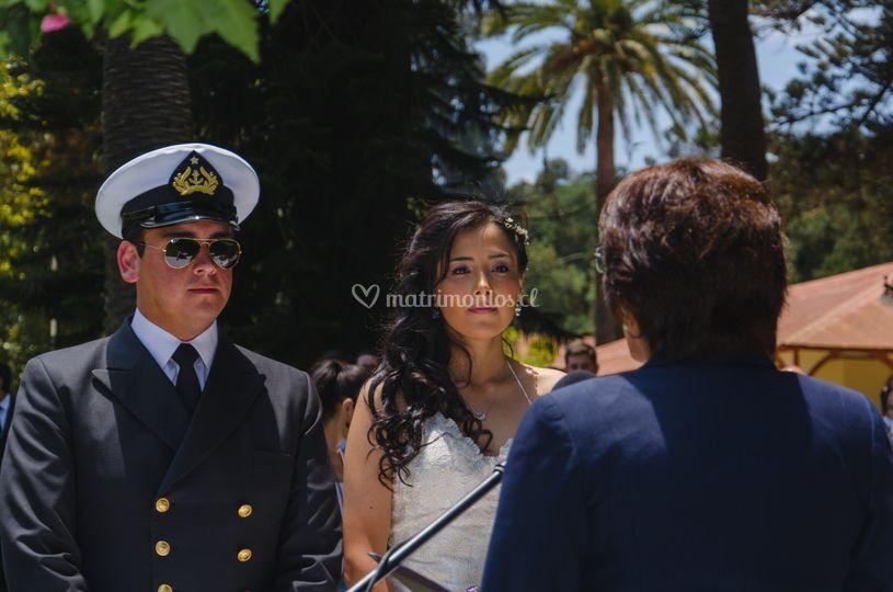 Matrimonio de Dani e Iván