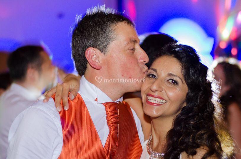 Matrimonio de Ivonne y Luis