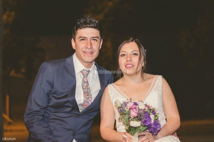Matrimonio Nicole y Franco