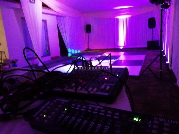 Rm Audio Light
