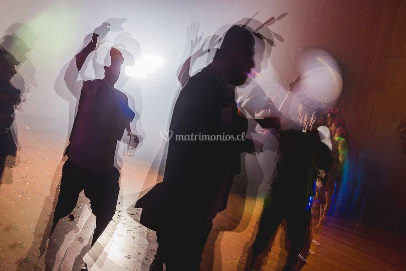Momentos de la fiesta